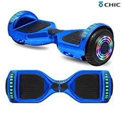 """Hoverboard SpecificationsWheel size: 6.5"""" Vacuum Never Flat Tire Bluetooth Speaker (Displayed in item selection as """"No Bluetooth"""" if not avaliable)  Product Weight: 22lbs Battery: 36v/2.0AhRange: Up to 6 Miles (Full Charge) (Range will vary d..."""