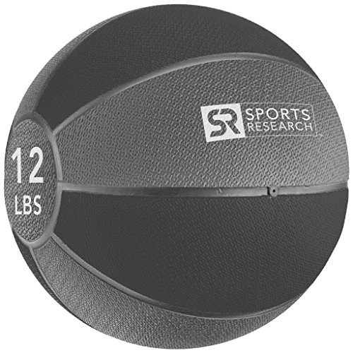Sports-Research-Performance-Medicine-Ball-Helps-develop-core-strength-balance-5-different-weight-sizes-available