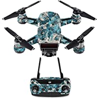 Skin for DJI Spark Mini Drone Combo - Rift| MightySkins Protective, Durable, and Unique Vinyl Decal wrap cover | Easy To Apply, Remove, and Change Styles | Made in the USA