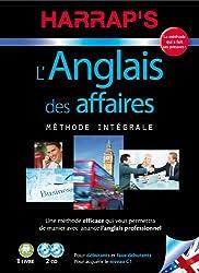 Harrap's méthode intégrale anglais des affaires 2 CD + livre