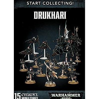 Jeux Atelier 99120112035Warhammer 40K commencer à collectionner: Dark Eldar Jeu