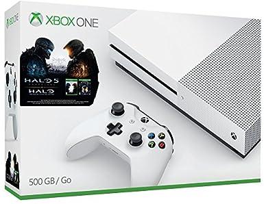 Microsoft Xbox One S 1tb Minecraft Bundle Box Only
