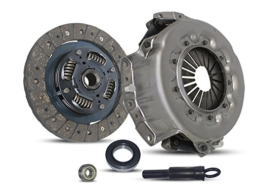 Clutch Kit Works With Isuzu Trooper Amigo Pickup Chevy Luv 1980-1995 1.9L 2.3L l4 GAS SOHC 2.2L l4 DIESEL OHV Naturally Aspirated 2.2L l4 DIESEL SOHC Turbo (1981-1982 Isuzu Pickup 1.8L 4cyl; 4WD only)