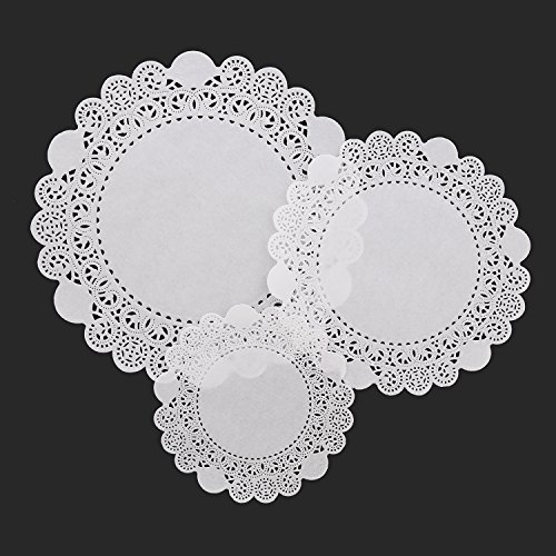 Royal 6'' Disposable Paper Lace Doilies, Package 1000 by Royal (Image #3)