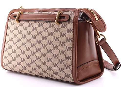 Sac Femme Bandouliere MICHAEL KORS 30H6TUES2V NatLugg Mabel Saffiano Leather