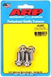 ARP 4306802 Stainless Steel 3-Piece Lower Water Pump Pulley Bolt Kit