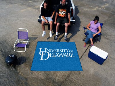 Wholesale University of Delaware Tailgater Rug, [Collegiate, Other Colleges]