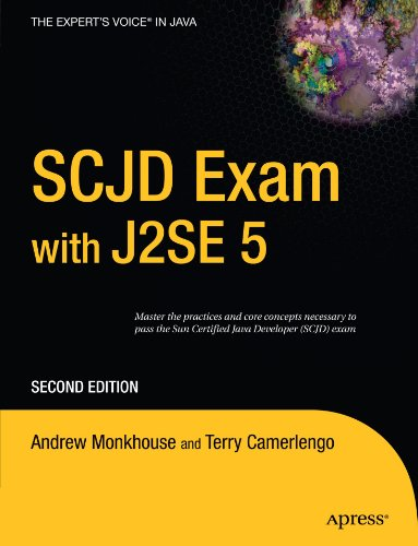 SCJD Exam with J2SE 5 (Expert's Voice in Java) by Apress