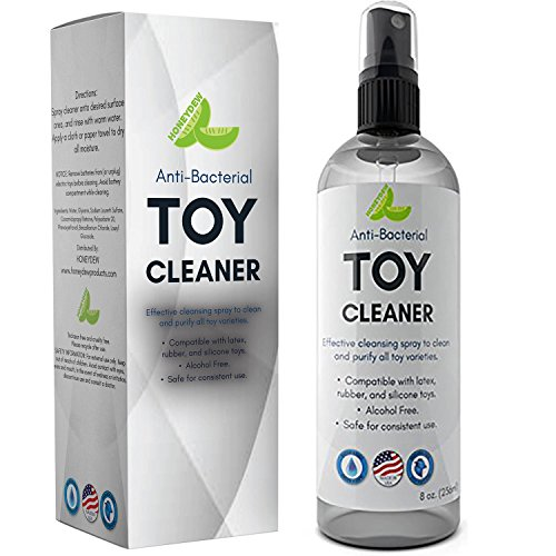 Erotic-Toys-Cleaner-1-Anti-Bacterial-Hygienic-Disinfectant-for-Adult-Toys-Games-Safe-and-Effective-Alcohol-Free-Paraben-Free-Cruelty-Free-Perfect-for-Latex-Silicon-and-Rubber-8-oz-Spray