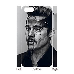 C-EUR Diy hard Case Brad Pitt customized 3D case For Iphone 4/4s