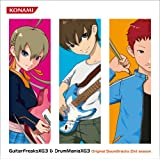 GuitarFreaksXG3&DrumManiaXG3 Original Soundtracks 2nd season