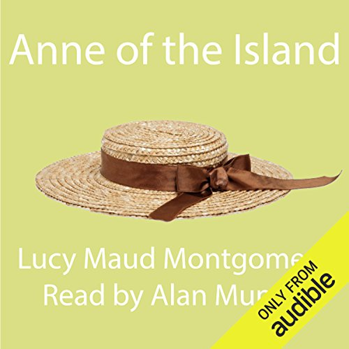 Bargain Audio Book - Anne of the Island