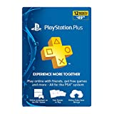 #9: 1-Year PlayStation Plus Membership - PS3/ PS4/ PS Vita [Digital Code]
