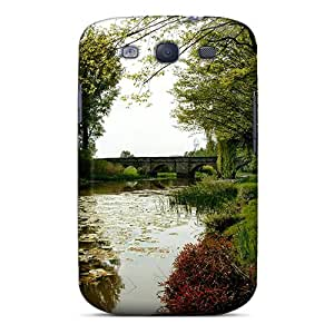 AlfredJWhite Scratch-free Phone Case For Galaxy S3- Retail Packaging - Pure Lake