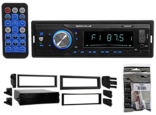 Digital Media Bluetooth AM/FM/MP3 USB/SD Receiver Radio For 00-04 Subaru Outback