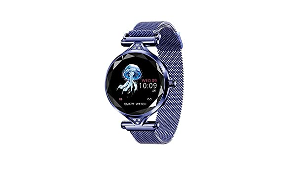 Hili watch Smart Fitness Relojes para Mujeres, Recordatorio ...