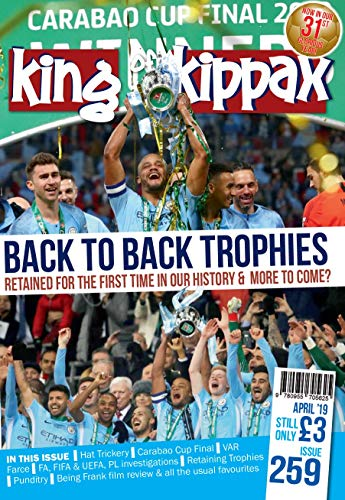 King of the Kippax Issue 259: It's Becoming a Habit por Dave and Sue Wallace,Dave Wallace