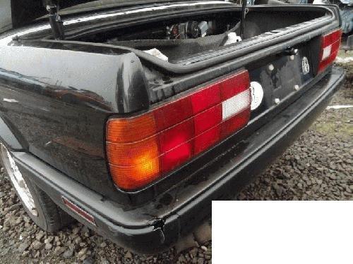 BMW auténtica Piloto Trasero lente/Back Up Lámpara/derecho/trasero freno inversa para modelos de 318iS 325E 325i 325ix E30: Amazon.es: Coche y moto