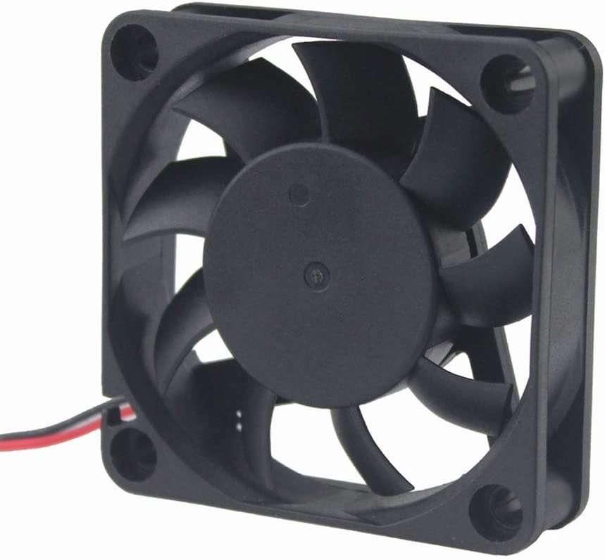 3 Pieces 12v 6015 606015mm Cooling Fan with Cable for 3D Printer Part ILS