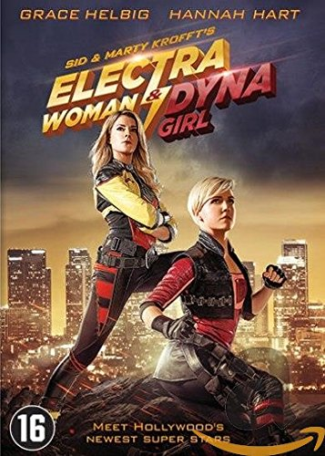 Dvd Electra Woman And Dyna Girl 1 Dvd Amazonde Dvd