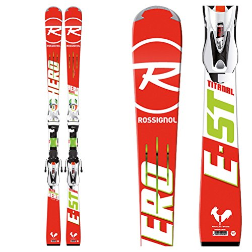 Rossignol Hero Elite ST Ti Race Skis with SPX 12 Konect Dual Bindings 2018-157cm