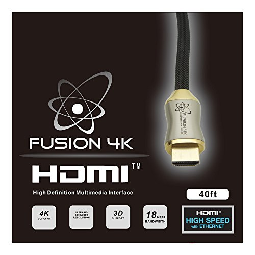 Fusion4K High Speed HDMI Cable product image