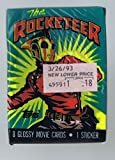 The Rocketeer Tradinc Card Pack,