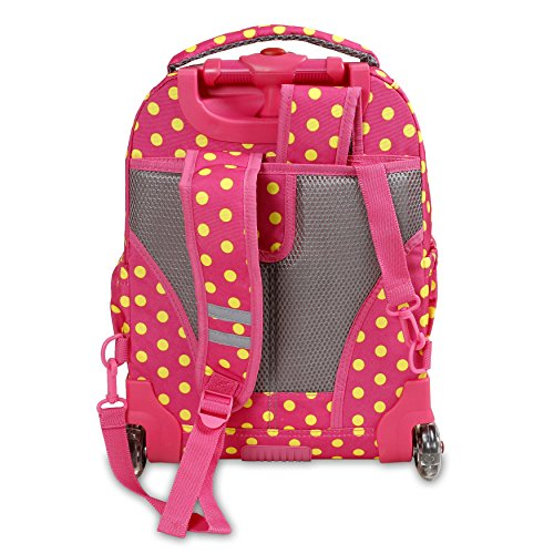 Aeropost.com Perú - J World New York Lollipop Kids Rolling Backpack with Lunch  Bag 04fc828d89