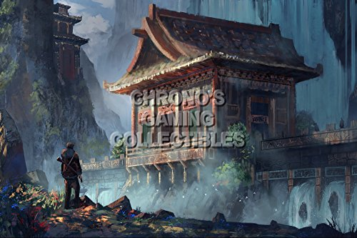 Uncharted CGC Huge Poster Glossy Finish 2 Among Thieves - PS3 - UCH009 (24