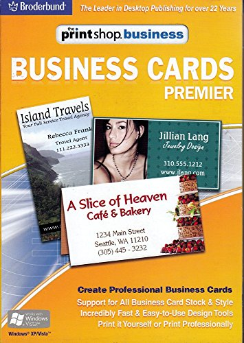 Tps Business Business Cards Premier