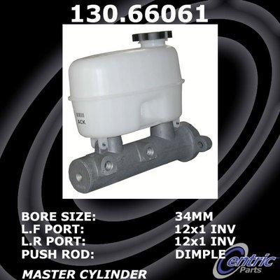 Centric 130.66061 Brake Master Cylinder
