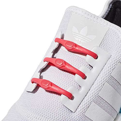 Notre Compatibles Corail Vos 0 Avec De Taille Unique Toutes Hickies Élastiques Améliorée 2 Lacets Version Chaussures favEqwnZxT