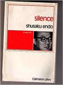 A description of shusaku endos novel