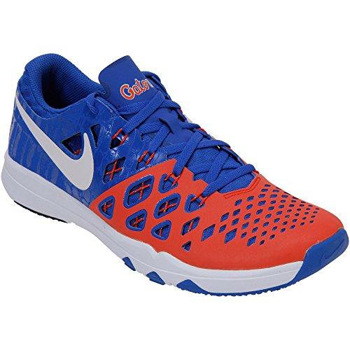 Nike Train Speed 4 AMP NCAA Florida Gators Limited Edition Shoes Size 12 - Orange & - Orange Blue