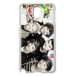 [AinsleyRomo Phone Case] For Samsung Galaxy NOTE4 Case Cover -One Direction Music Band-Style 2