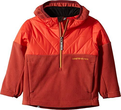- Obermeyer Kids Boy's Skimmer Pullover (Little Kids/Big Kids) Red Small