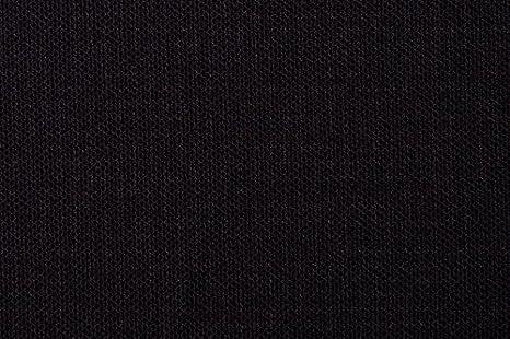 Schallabsorbierender Akustikstoff akustikstoff bespannstoff meterware 150cm breit farbe schwarz