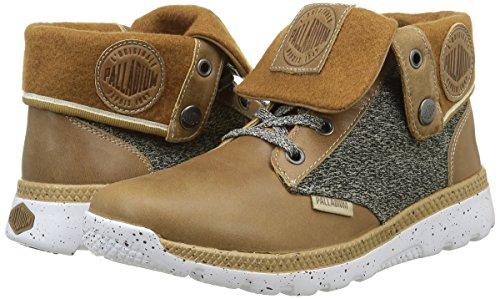 A F Tan Collo Alto Sneaker Bgy Tct Marrone Palladium Plvil Donna 427 7xRnXwqp