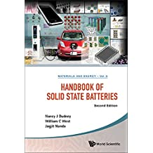 Handbook Of Solid State Batteries ()