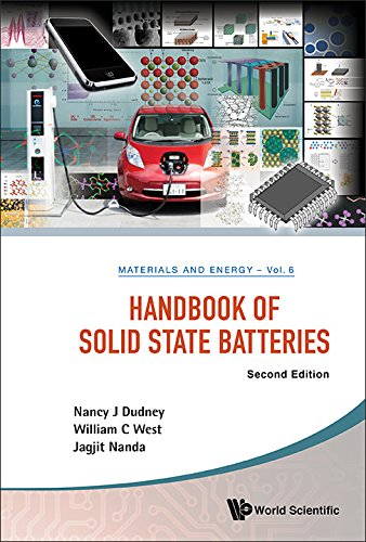 Handbook Of Solid State Batteries  Materials And Energy 6   English Edition