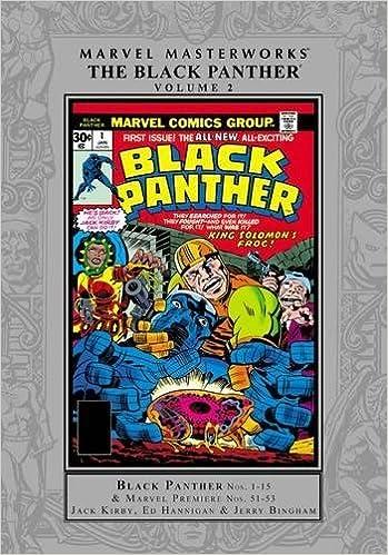 Amazon.com: Marvel Masterworks: The Black Panther Vol. 2 ...