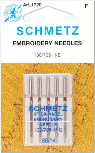Schmetz Embroidery Sewing Machine Needles product image