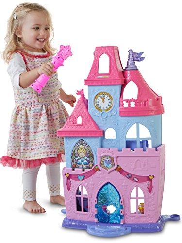 Fisher Price Disney Princess Magical Wand Palace (Large Image)