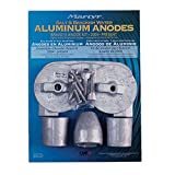 Martyr CMBRAVO3KITA Aluminum Anode Kit for Mercury