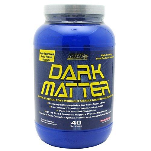MHP Dark Matter Post-Workout Muscle Growth Accelerator/Fruit Punch 3.3 Lbs