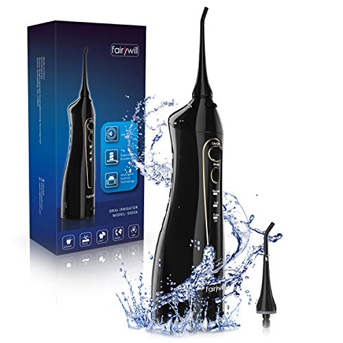 Fairywill 5020a Portable Water Flosser