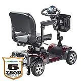 Phoenix 4 Wheel Heavy Duty Scooter by Drive Medical, 20