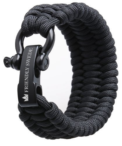 Friendly Swede Trilobite Paracord Stainless