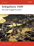 img - for Sekigahara 1600: The final struggle for power (Campaign) book / textbook / text book