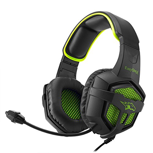 EasySMX SA-807 Stereo Gaming Headset for New Xbox One PS4/